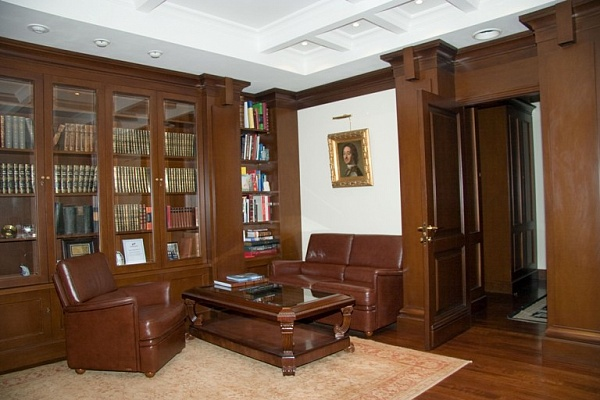 "The office of the Chairman of the Board of Partners of the Legal group ""Yakovlev and Partners"""